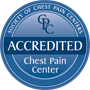 Accredited Chest Pain Center Award