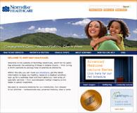 Northbay's new website