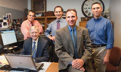Northbay's data team