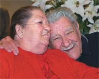 Toni Maria & Husband