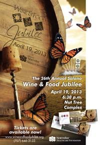 Solano Wine & Food Jubilee