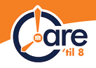 Care 'til 8 logo